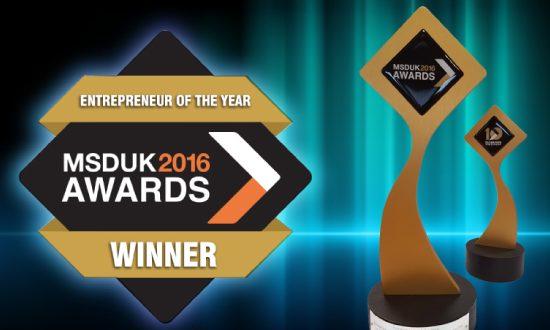 msduk 2016 awards