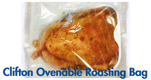 Clifton Ovenable Roasting Bag, Clifton Packaging Group LTD. flexible packaging