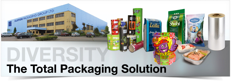 Total Packaging Solution. Clifton Packaging Group LTD. Building