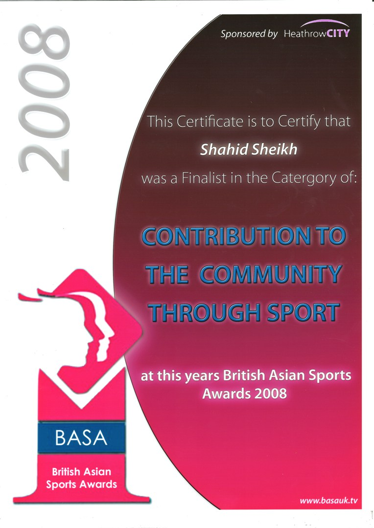 BASA British Asian Sports Awards