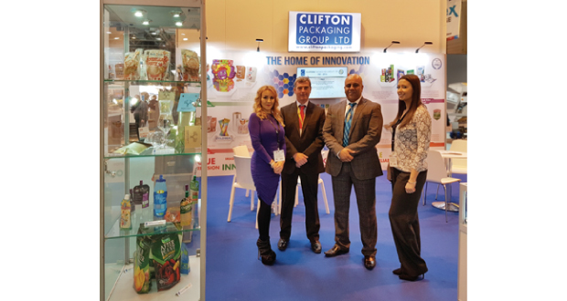 Clifton Packaging Group LTD. flexible packaging