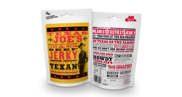 Texas Joes News, Clifton Packaging Group LTD. flexible packaging