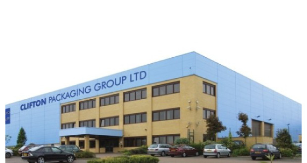 Clifton Packaging Building, Clifton Packaging Group LTD. flexible packaging