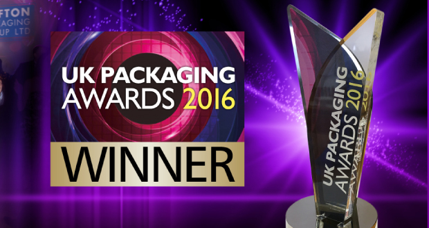 UK Packaging Awards 2016, Shahid Skeikh OBE, Clifton Packaging Group LTD. flexible packaging