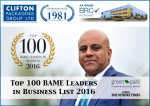 Bame Leaders 2016