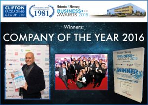 Company of the Year 2016