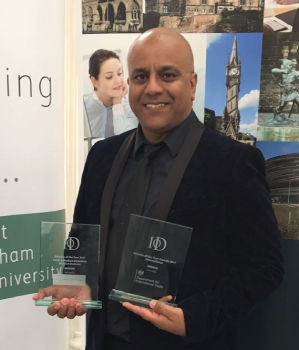 Shahid Sheikh OBE, managing director of Clifton Packaging, Clifton Packaging Group LTD.