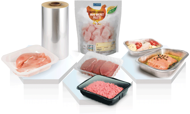 Clifton Packaging Group, Barrier Films, flexible packaging