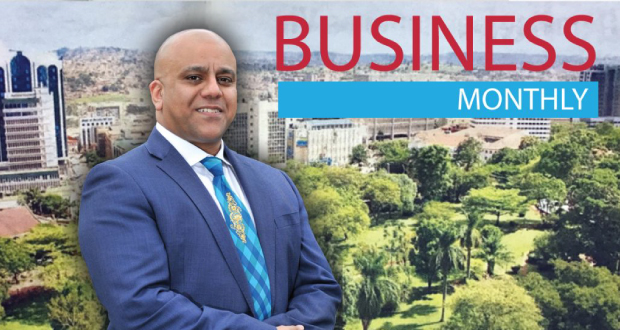 Leicester Mercury Business, Shahid Sheikh OBE, managing director of the Clifton Packaging, Clifton Packaging Group LTD. flexible packaging