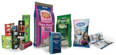 Flexible Film and Packaging Pouches