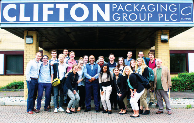 Packaging News, Clifton Packaging Group LTD.