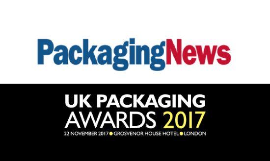 UK Packaging Awards 2017, Clifton Packaging Group Ltd.