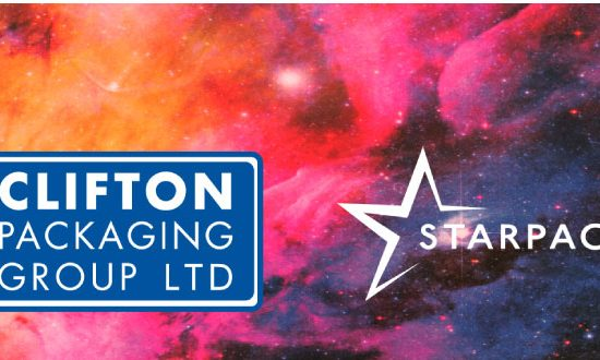 Starpack 2017, Silver Award 2017, Clifton Packaging Group Ltd.