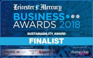 Leicester Mercury Business Awards 2018