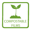 Compostable Films. Clifton Packaging Group